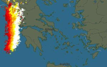 Δραματική προειδοποίηση Καλλιάνου για την κακοκαιρία στη δυτική Ελλάδα