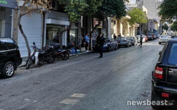 Πυροβολισμοί στο κέντρο της Αθήνας: Περαστικός τραυματίστηκε από σφαίρα