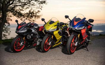 APRILIA: Ο κατεξοχήν κατασκευαστής σπορ μοτοσυκλετών παρουσιάζει την RS 660