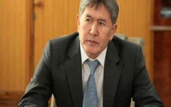 Σε απεργία πείνας ο πρώην πρόεδρος του Κιργιστάν