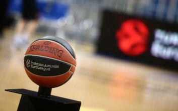 Αναβολή του Χίμκι - Ζαλγκρίρις στην Euroleague: Έξι παίκτες θετικοί στον κορονοϊό
