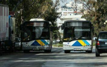 Καραμανλής: Στο 95% των λεωφορείων της Αθήνας η χωρητικότητα είναι κάτω του 65%