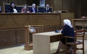 Δίκη Χρυσής Αυγής: «Η Ελένη Ζαρούλια επισκεπτόταν μόνο τον Μιχαλολιάκο και το φαρμακείο»