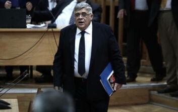 Αμετανόητος ο Μιχαλολιάκος: Η Χρυσή Αυγή ήταν Κίνημα αντίστασης, καταδίκασαν τον εθνικισμό