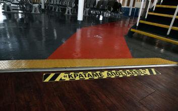 Συναγερμός στο Λιμάνι του Πειραιά: Θετικά στον κορονοϊό τρία μέλη του πληρώματος του πλοίου «Διονύσιος Σολωμός»