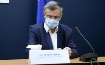 Ασπίδα προστασίας Μητσοτάκη σε Τσιόδρα και επιστημονική ομάδα