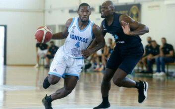Basket League: Παίρνει πιστοποιητικό συμμετοχής ο Ιωνικός Νικαίας