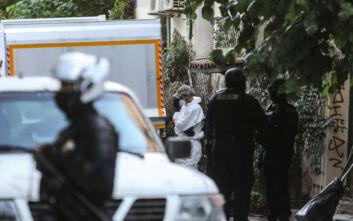 Πρώτες εικόνες από την αστυνομική επιχείρηση στα Εξάρχεια - Επτά προσαγωγές