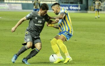 Τα μοίρασαν Παναιτωλικός και Αστέρας Τρίπολης, 1-1 στο Αγρίνιο