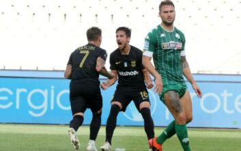 Ο πρωτοπόρος Άρης «βούλιαξε» τον Παναθηναϊκό, νίκη με 1-0 στο ΟΑΚΑ