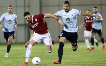 Πρώτο ματς και πρώτη νίκη για τον Απόλλωνα Σμύρνης, 1-0 την ΑΕΛ