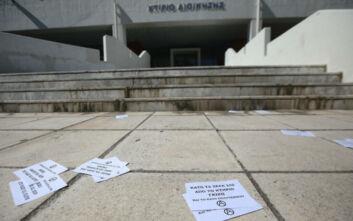 Επίθεση αγνώστων στο γραφείο του πρύτανη στην Πανεπιστημιούπολη