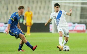 Η Ελλάδα δεν μπόρεσε να νικήσει το Κόσοβο, 0-0 στο ΟΑΚΑ