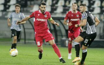 Με γκέλα μπήκε ο ΠΑΟΚ στο Europa League, 1-1 με την Ομόνοια στην Τούμπα