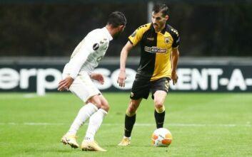 Μπράγκα - ΑΕΚ: 2-0 στο 78' ο Παουλίνιο