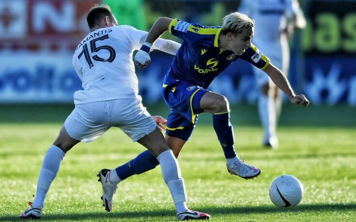 Νίκη 5άδας για τον Αστέρα, 1-0 τον ΟΦΗ στην Τρίπολη