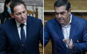 Πέτσας καλεί Τσίπρα να απαντήσει στις καταγγελίες Κοντονή