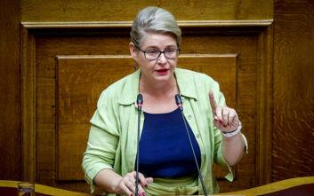 Το παρασκήνιο του διορισμού της Ελένης Ζαρούλια στη Βουλή ως μετακλητής υπαλλήλου