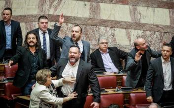 Χρυσή Αυγή: Στη ΓΑΔΑ Μιχαλολιάκος, Κασιδιάρης, Γερμενής και Ηλιόπουλος - Ολόκληρη η απόφαση του δικαστηρίου