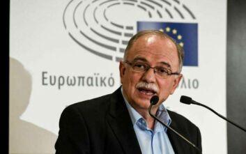 Στους 10 ευρωβουλευτές «με τη μεγαλύτερη Πολιτική και Κοινωνική επιρροή» ο Παπαδημούλης