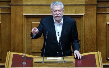Κοντονής: «Δεν με έχει ενημερώσει κάποιος για τη διαγραφή μου από τον ΣΥΡΙΖΑ»