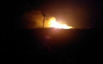 Μαίνεται η φωτιά στη Ζάκυνθο: Στάχτη 1.000 - 1.500 στρέμματα