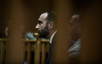 Παναγιώτης Ηλιόπουλος στη δίκη Χρυσής Αυγής: «Θέλω να βγάλω το στίγμα από πάνω μου για τις κόρες μου»