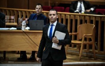 Κασιδιάρης στη δίκη της Χρυσής Αυγής: «Η ποινή των 13 ετών με εξοντώνει»