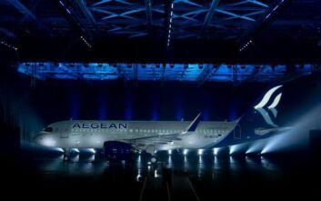 Το πρώτο Airbus Α321neo παρέλαβε η Aegean