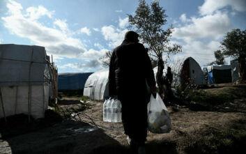Συναγερμός για 47 κρούσματα κορονοϊού στο κέντρο υποδοχής ΒΙΑΛ Χίου