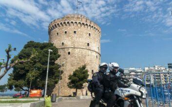 Εντείνονται οι έλεγχοι για την αποφυγή διάδοσης του κορονοϊού στη Θεσσαλονίκη
