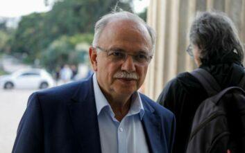 Επιστολή Παπαδημούλη προς Σασόλι: Να απομονωθούν οι ευρωβουλευτές της Χρυσής Αυγής