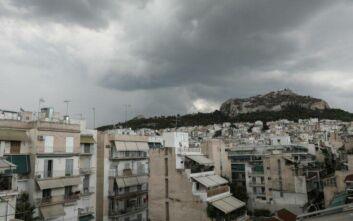 Έκτακτο Δελτίο Καιρού: Έρχονται ισχυρές βροχές και καταιγίδες από τη Δευτέρα