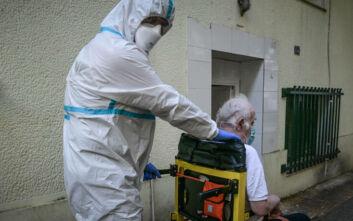 Εντείνεται η ανησυχία στις Σέρρες: 13 κρούσματα σε γηροκομείο
