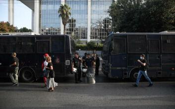 Δίκη Χρυσής Αυγής: Ισχυρές αστυνομικές δυνάμεις έξω από το Εφετείο - Ανακοινώνονται οι ποινές
