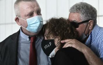 Δίκη Χρυσής Αυγής: Με μάσκα Killah P στο Εφετείο η Μάγδα Φύσσα