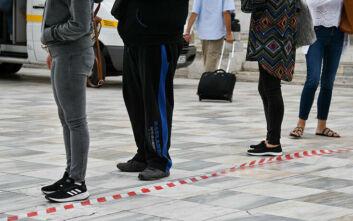 Κορονοϊός: Οι περιοχές που εντοπίστηκαν τα 3.227 κρούσματα