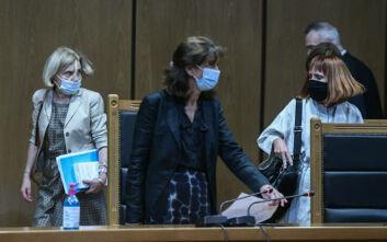 Χρυσή Αυγή: Νέα καθυστέρηση και καινούργια σύνθεση δικαστών στην έδρα - Προκλητικό ξέσπασμα Λαγού