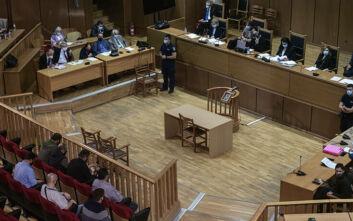 Χρυσή Αυγή: Αύριο στις 12 η απόφαση για τις ποινές