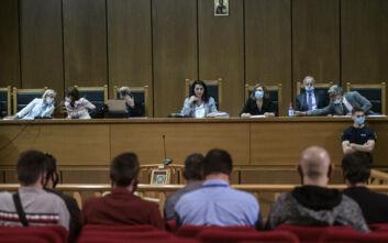 Χρυσή Αυγή: Ξεκίνησε η συγχώνευση των ποινών
