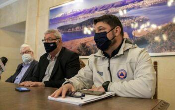 Χαρδαλιάς: Κρίσιμα τα επόμενα 24ωρα για τα Ιωάννινα - 256 τα ενεργά κρούσματα κορονοϊού