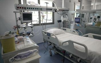 Εγκαίνια για τις 50 ΜΕΘστο νοσοκομείο «Η Σωτηρία» με δωρεά της Βουλής