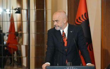 Ράμα: Ελλάδα και Αλβανία θα λύσουν το ζήτημα των θαλασσίων ζωνών βάσει του Διεθνούς Δικαίου