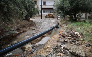 Καταστροφές στην Κρήτη: Να κηρυχθεί σε κατάσταση έκτακτης ανάγκης ζητά ο δήμος Χερσονήσου