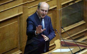 Χατζηδάκης: «Ο ΣΥΡΙΖΑ επιστρέφει στο ζήτημα της προστασίας της πρώτης κατοικίας, όπως… 'ο δολοφόνος επιστρέφει στον τόπο του εγκλήματος'»