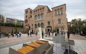 Αγίου Δημητρίου: Πώς θα εορταστεί φέτος η μεγάλη γιορτή στη Θεσσαλονίκη