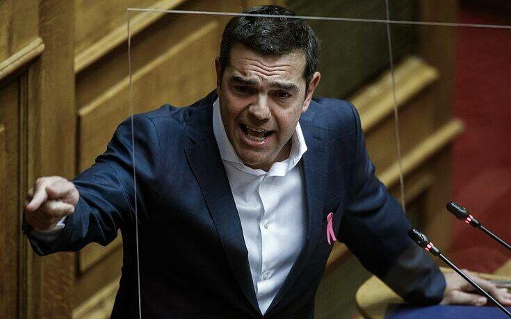 Τσίπρας: «Στόχος της κυβέρνησης είναι να χάσουν οι Έλληνες τα σπίτια τους με διαδικασίες fast track»