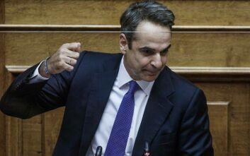 Μητσοτάκης: «Εσείς κ. Τσίπρα καταργήσατε την προστασία της Α' κατοικίας, εμείς σε όλα τα μέτωπα δίνουμε μάχες και τις κερδίζουμε»