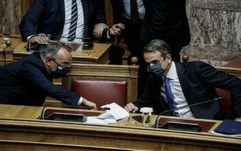 Βουλή: Στο… κενό η πρόταση μομφής του ΣΥΡΙΖΑ κατά του Σταϊκούρα - Καταψηφίστηκε με 158 «όχι»