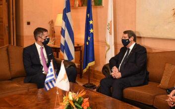 Ο δήμος Αθηναίων τίμησε τον Νίκο Αναστασιάδη με το Χρυσό Μετάλλιο Αξίας της πόλης των Αθηνών